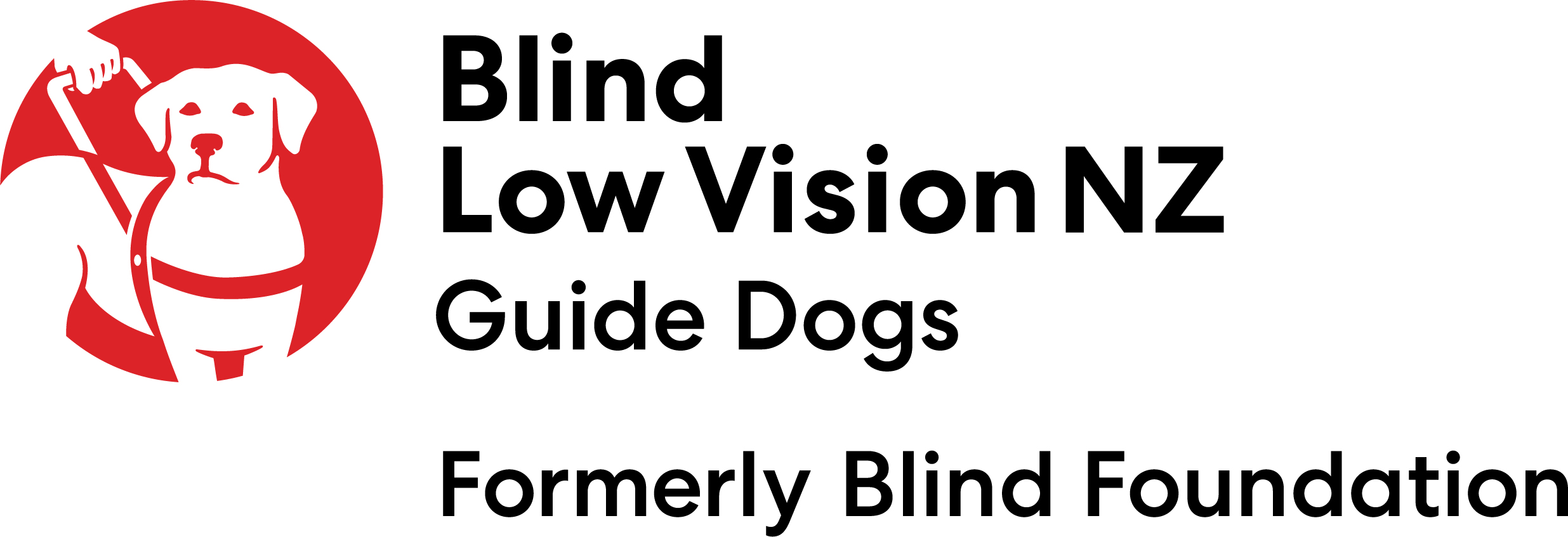 Blind Low Vision NZ Guide Dogs